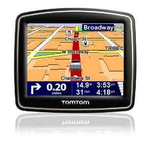 TomTom ONE 140-S 3.5-Inch Portable GPS Navigator