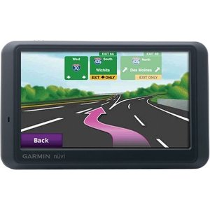 Garmin nüvi 765/765T 4.3-Inch Bluetooth Portable GPS Navigator with Traffic