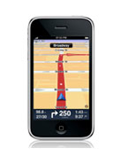 TomTom's iPhone App