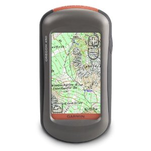 Garmin Oregon Handheld GPS REVIEW & RATING (450, 450T, 550, 550T)